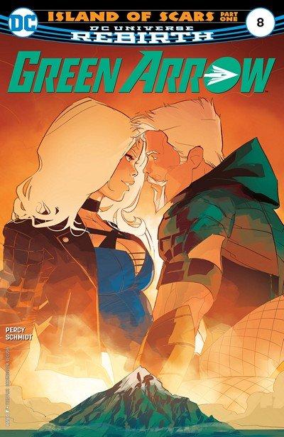 Green Arrow #8 (2016)