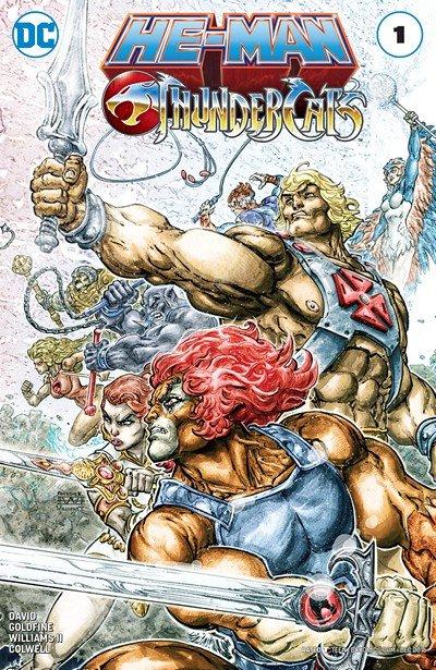 He-Man – Thundercats #1 (2016)