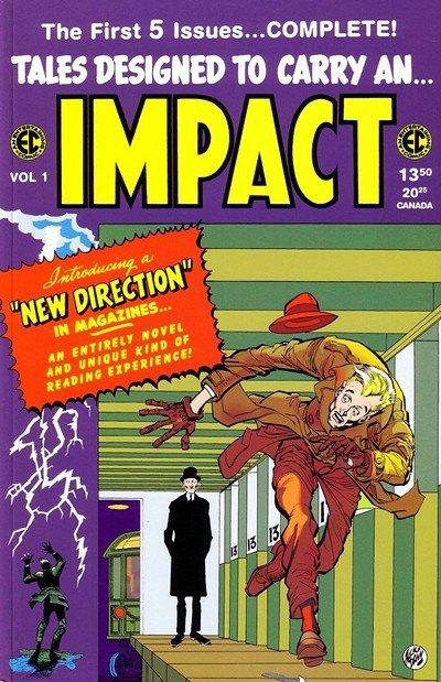 Impact #1 – 5 (1955)