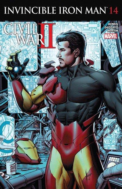 Invincible Iron Man #14 (2016)