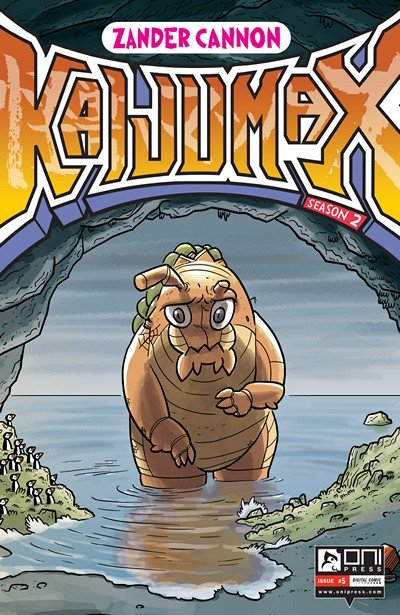 Kaijumax – Season Two #5 (2016)