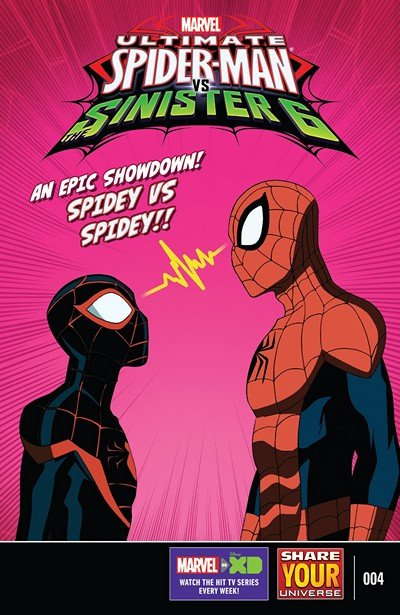 Marvel Universe Ultimate Spider-Man vs. The Sinister Six #4 (2016)