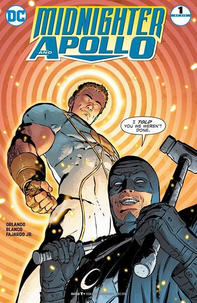 Midnighter and Apollo #1 (2016)