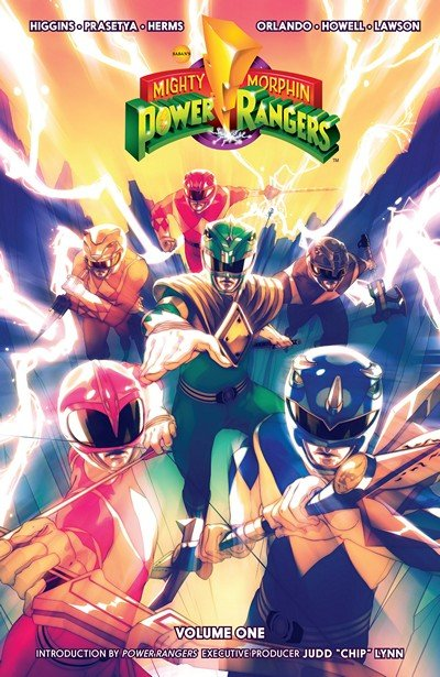 Mighty Morphin Power Rangers Vol. 1 (2016)
