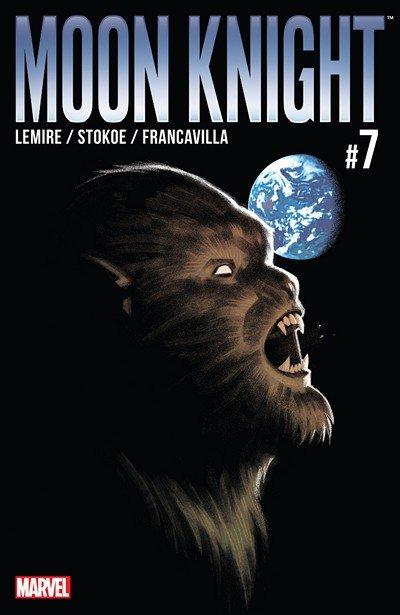 Moon Knight #7 (2016)