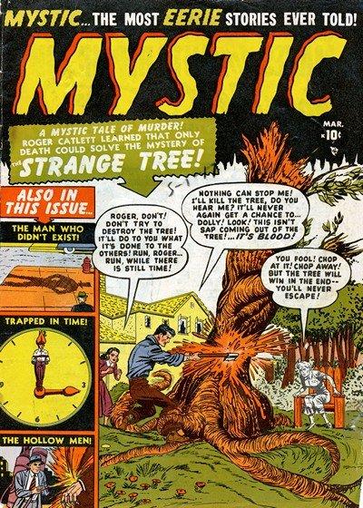 Mystic #1 – 61 (1951-1957)