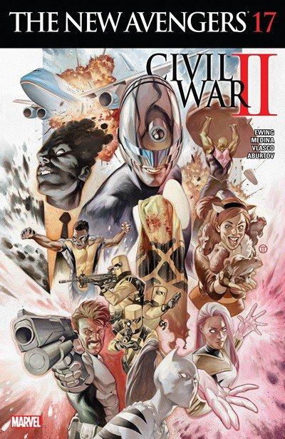 New Avengers #17 (2016)