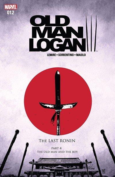 Old Man Logan #12 (2016)