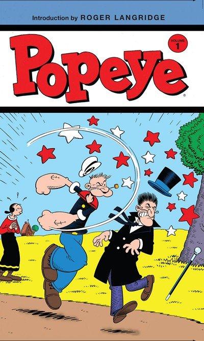 Popeye Vol. 1 (2012)
