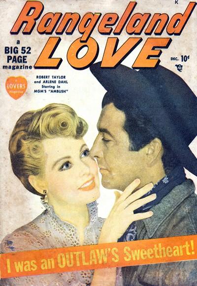 Rangeland Love #1 – 2 (1945-1949)