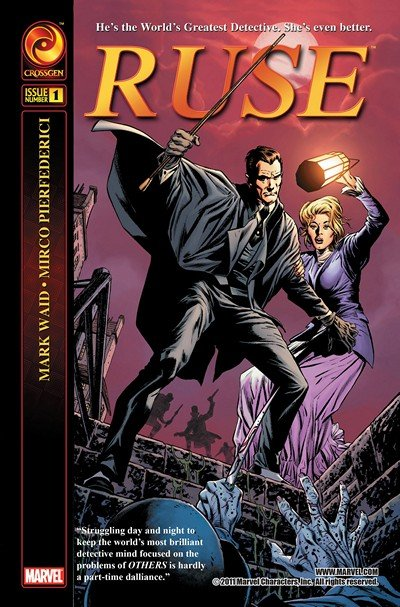 Ruse #1 – 4 (2011)