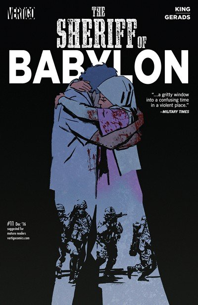 Sheriff of Babylon #11 (2016)