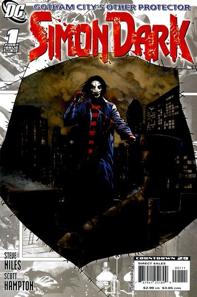 Simon Dark #1 – 18 (2007-2009)