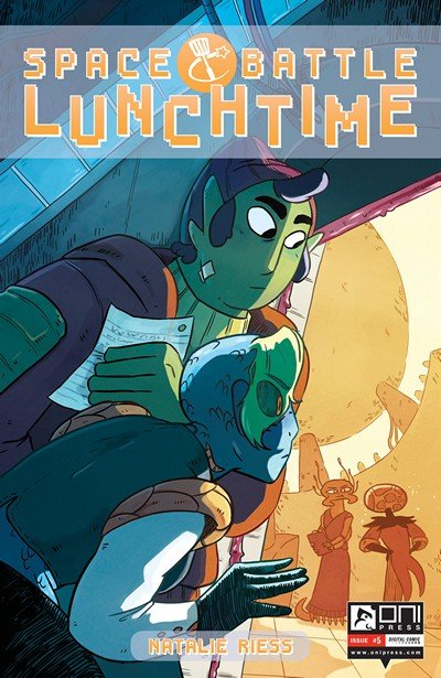Space Battle Lunchtime #5 (2016)