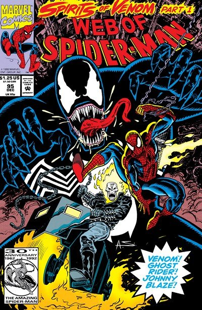 Spirits of Venom #1 – 4 (1992-1993)