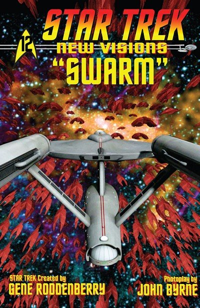 Star Trek New Visions #12 (2016)