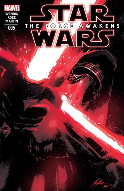 Star Wars – The Force Awakens Adaptation #5 (2016)