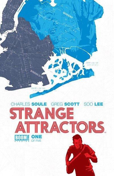 Strange Attractors #1 – 5 (2016)