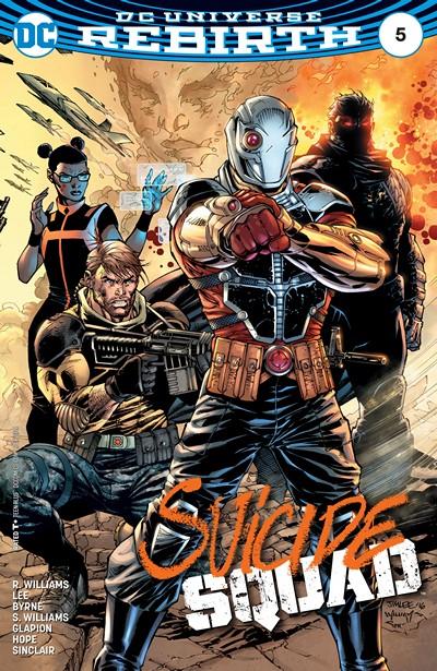 Suicide Squad #5 (2016)
