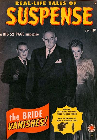 Suspense #1 – 29 (1949-1953)