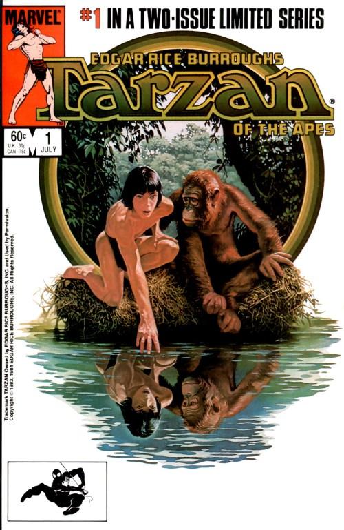 Tarzan of the Apes Vol. 1 #1 – 2 (1984)