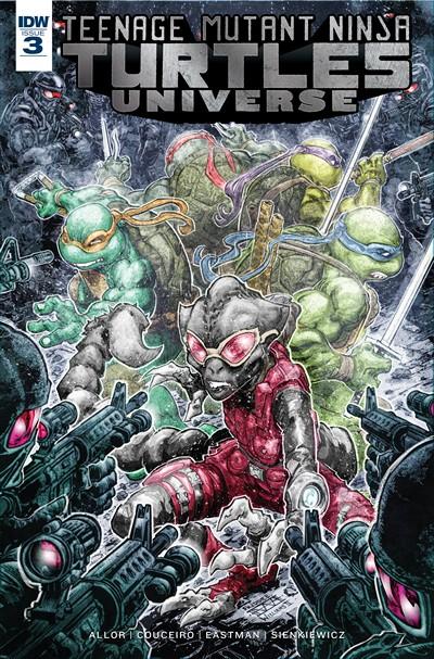 Teenage Mutant Ninja Turtles Universe #3 (2016)