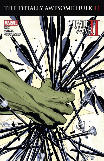 The Totally Awesome Hulk #11 (2016)