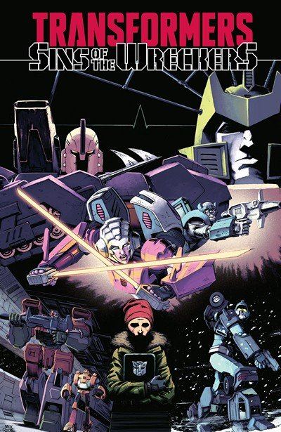 The Transformers – Sins of the Wreckers (2016)
