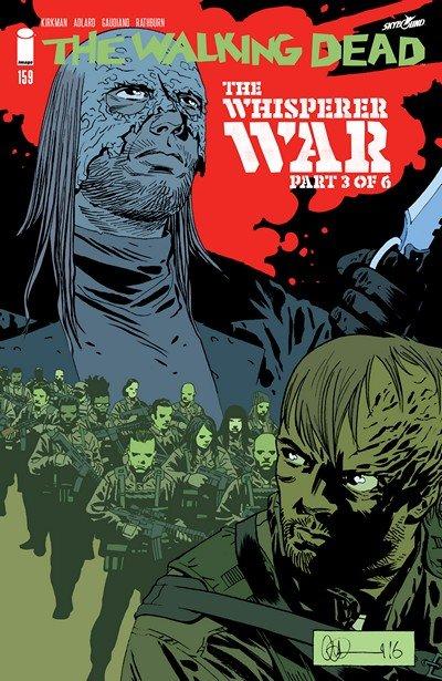The Walking Dead #159 (2016)