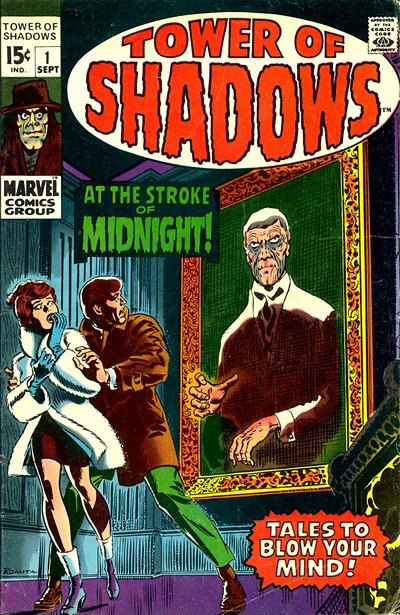 Tower of Shadows Vol. 1 #1 – 9 + King-Size (1969-1971)
