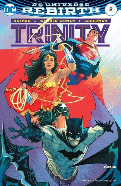 Trinity #2 (2016)