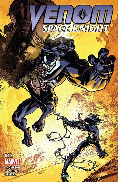 Venom – Space Knight #13 (2016)