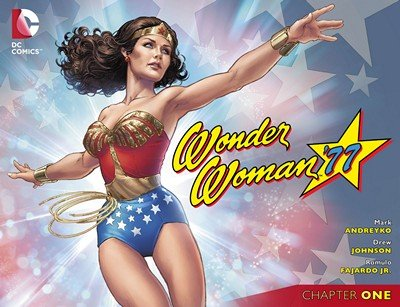 Wonder Woman '77 #1 – 27 + Special (2015-2016)