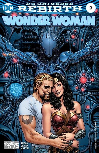 Wonder Woman #9 (2016)