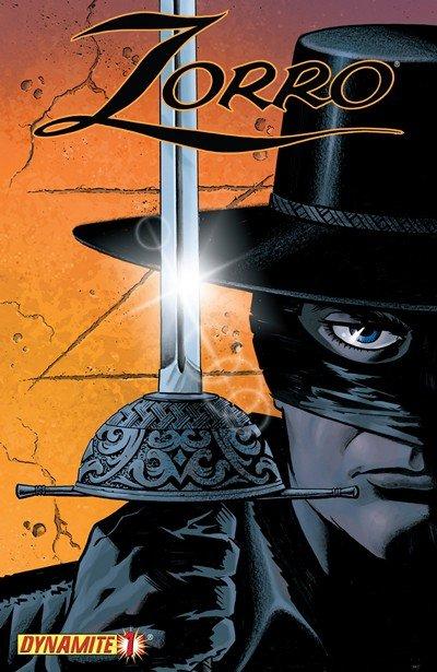 Zorro #1 – 20 (2008-2010)