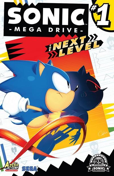 Sonic Mega Drive – The Next Level #1 (2016)