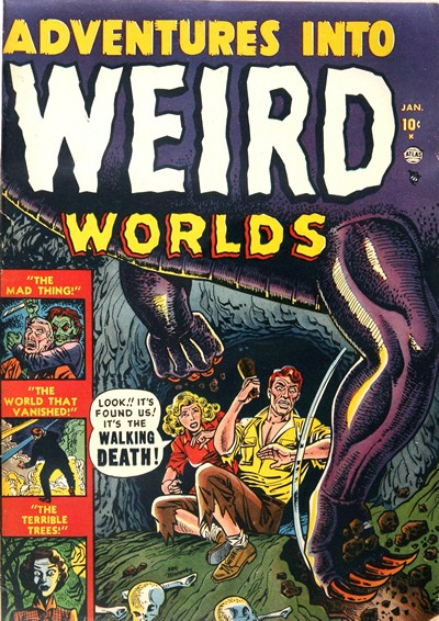 Adventures Into Weird Worlds #1 – 30 (1952-1954)