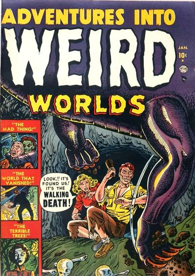 Adventures Into Weird Worlds #1 – 30 (1952-1954)