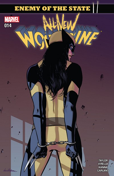 All-New Wolverine #14 (2016)