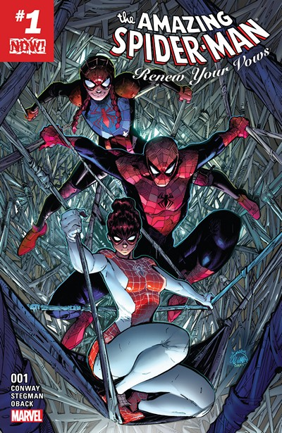 Amazing Spider-Man – Renew Your Vows Vol. 2 #1 – 23 (2017-2018)