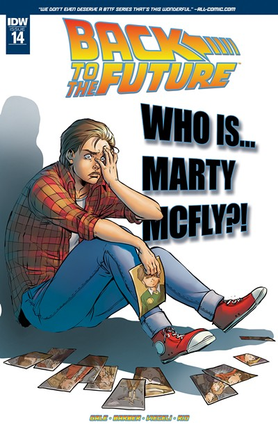 Back to the Future #14 (2016)