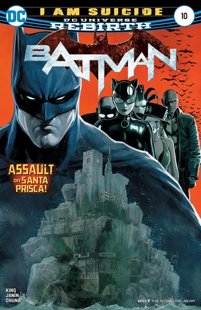 Batman #10 (2017)