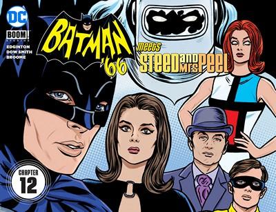 Batman '66 Meets Steed and Mrs Peel #12 (2016)