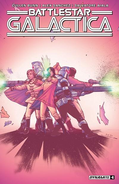 Battlestar Galactica (Classic) #4 (2016)