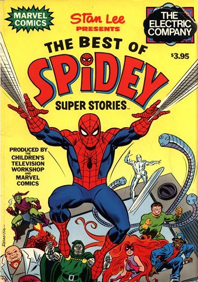 Best of Spidey Super Stories (1978)