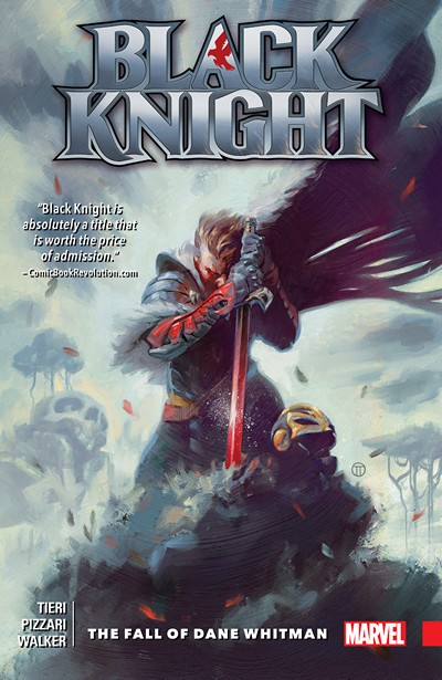Black Knight – The Fall of Dane Whitman (2016)
