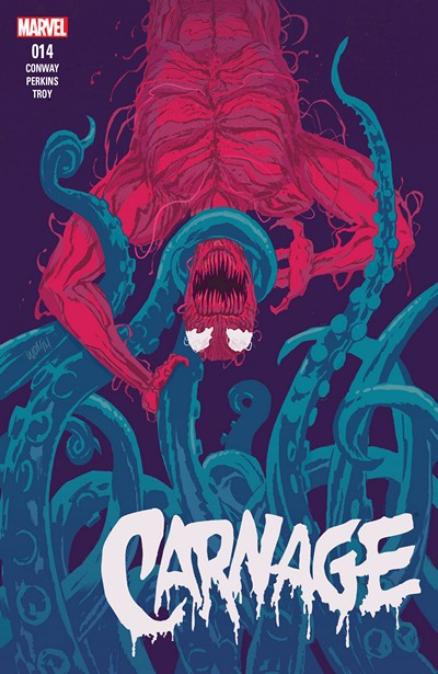 Carnage #14 (2016)
