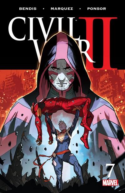 Civil War II #7 (2016)