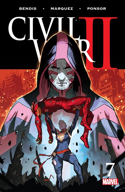 Civil War II #7 (2016)