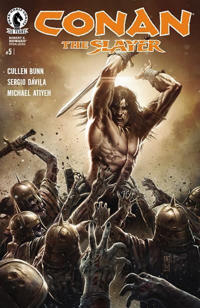 Conan the Slayer #5 (2016)